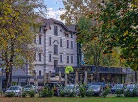 Heritage Hotel Krone, hotel in Sarajevo