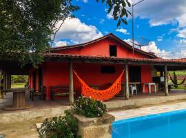 CHÁCARA GODOI - Meu Paraíso, hotel com piscina em Itu