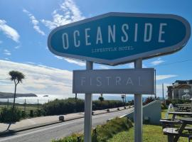 Oceanside Lifestyle Hotel - formerly Carnmarth Hotel, hotel in Newquay