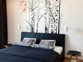 Baltiq Plaza Apartment – hotel w pobliżu miejsca Przystań jachtowa Marina Gdynia w mieście Gdynia