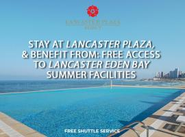 Lancaster Plaza Beirut, hotel with jacuzzis in Beirut