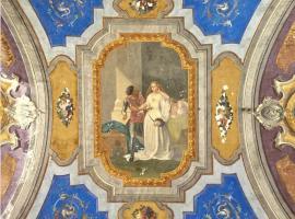 Palazzo Currò, B&B in Catania