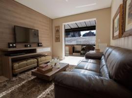 Milão - Lindo, confortável e aconchegante, no coração de Gramado, apartment in Gramado