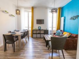 Hypercentre T4 à 7 min à pied du Vieux Port, accommodation in Marseille