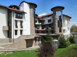 Maraya Hotel Bansko, hotel in Bansko