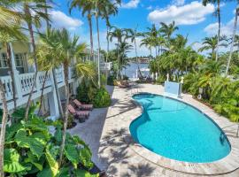 The Pillars Hotel, hotel near Seminole Hard Rock Hotel & Casino, Fort Lauderdale
