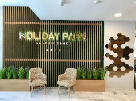 Holiday Park Hotel - All Inclusive, hotel em Golden Sands