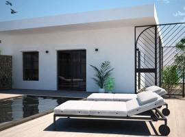 Kolymbia Luxury Apartments, hotel in Kolymbia