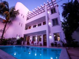 Hotel Deja Blue, hotel in Cozumel