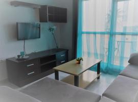Apartamento con piscina El Toyo Cerca De Cabo De Gata, hotel cerca de Aeropuerto de Almería - LEI,