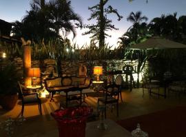 Relais Amadeus Pousada de Charme, hotel em Pirenópolis