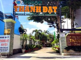 Thanh Dat Resort, hotel near Can Tho International Airport - VCA, Can Tho