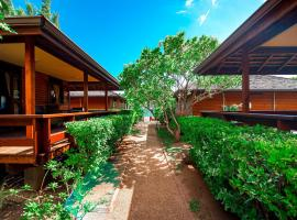 Moorea Golf Lodge, hotel perto de Aeroporto Moorea - MOZ,