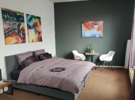 Baron van Breda vierpersoons appartement, apartment in Breda