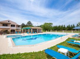 Nikos Pool Apartments by Konnect - Ground Floor, hotel in Sidari