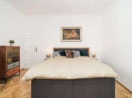 Newly renovated 1-bed apartment at Charles Bridge, apartment in Prague