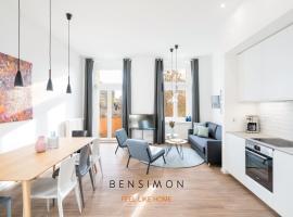 BENSIMON apartments Mitte/Wedding, apartment in Berlin