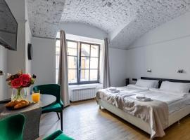 M28, serviced apartment in Saint Petersburg
