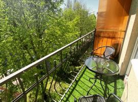 Apartment u Kafedralnogo Sobora, hotel near Fishing Village, Kaliningrad