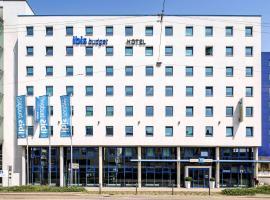 ibis budget Stuttgart City Nord, hotel near Theaterhaus Stuttgart, Stuttgart