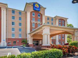 Comfort Inn International Drive, hotel near The Wheel at ICON Park Orlando, Orlando