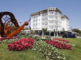 Hotel Lungomare, hotel in Cervia