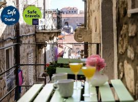 San Lorenzo Deluxe Room with Balcony, B&B in Dubrovnik