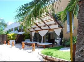 Flat 305 - Flat no Vip Praia Hotel, hotel with jacuzzis in Natal