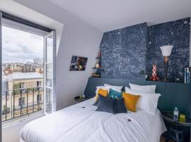 MaisondesChaumes-Paris, self catering accommodation in Paris