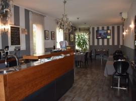 Hotel Volta, hotel a Padova