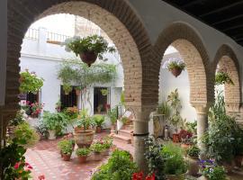 El patio de Regina, hotel conveniente a Cordoba