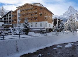 Alpine Hotel Perren, hotel in Zermatt