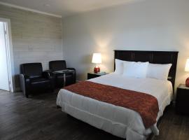 Almo Court Motel, motel in Cranbrook