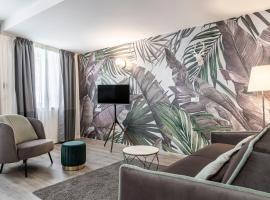 Tivoli apartments, apartment in Bolzano