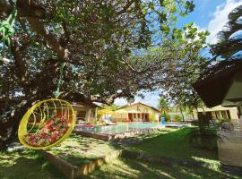 Paracuru Kitefriends Lux Pousada, guest house in Paracuru