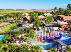 Zagaia Eco Resort, hotel near Anhumas Abism, Bonito