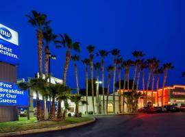 Best Western Pahrump Oasis, hotel in Pahrump