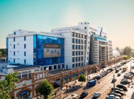 готель Чорне Море Пантелеймонівська, готель в Одесі