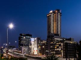 APA Hotel Shin Osaka-Eki Tower, hotel in Osaka