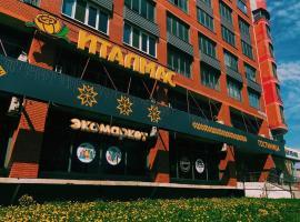 гостиница Италмас, отель в Ижевске
