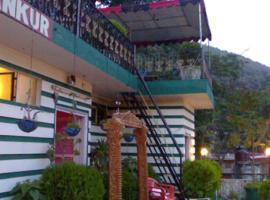 Hotel Ankur Plaza Deluxe, hotel in Nainital
