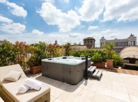 Amazing Penthouse Piazza Venezia, apartment in Rome