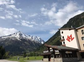 Piz-Hotel, hotel in Sankt Leonhard im Pitztal