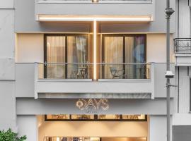 DAYS City Suites, hotel in Patra