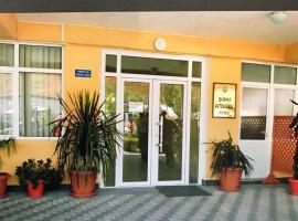 Shekiavtovagzalmotel, hotel em Sheki
