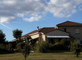Chambres d'Hôtes de l'Auraine, hôtel à Limoges près de: Parc des expositions de Limoges