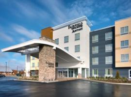 Fairfield Inn & Suites by Marriott Fort Smith, hotel in Fort Smith