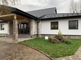Loft wood, hotel in Mukacheve