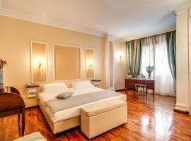 Hotel City, hotel em Roma