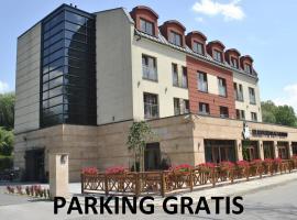 Hotel Zakliki – hotel w pobliżu miejsca Lotnisko Kraków-Balice - KRK